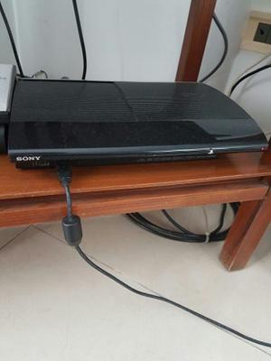 Play Station 3 Slim Con Joystick Y Juegos