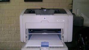 Impresora hp laser modelo n