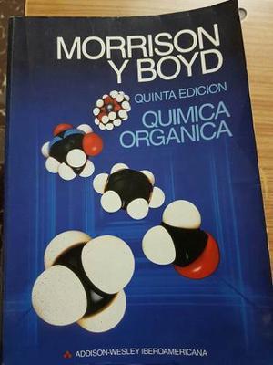 Libro De Quimica Organica Morrison