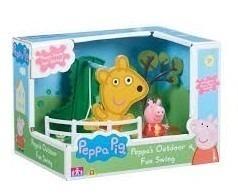 Peppa Pig - Set De Juego Con Hamaca