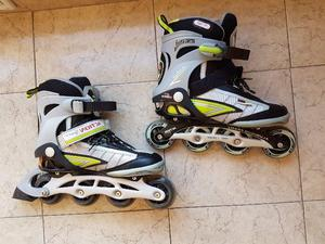 Rollers Action Sport Casi Sin Uso