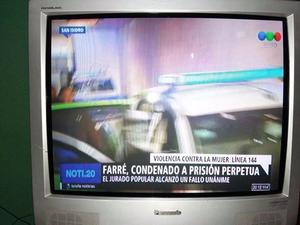 Vendo Tv Color Panasonic 29' Panablack