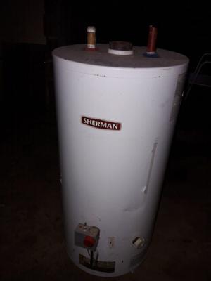 Vendo termotanque sin uso