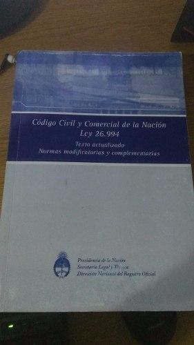 Código Civil Y Comercial De La Nación Editorial