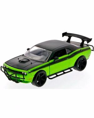 Fast & Furious Letty Dodge Challenger 1/24 Rapido Y Furioso
