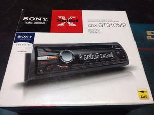 VENDO STEREO SONY Xplod cdx-gt310mp CD/MP3/AUX NUEVO!!!