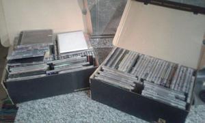 vendo lote de 100 cds variados