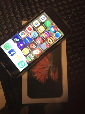 IPhone 6s de 64 Gb impecable
