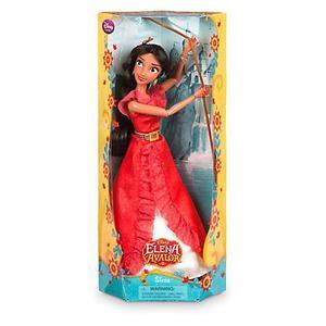 Muñeca Elena De Avalor Disney