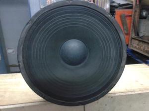 Parlantes  WATS campana de aluminio