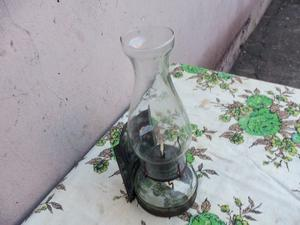 antigua lampara a kerosene