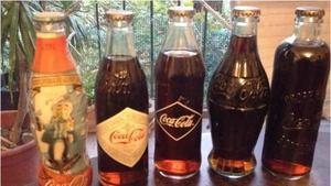 Botellas Coca Cola De Colección