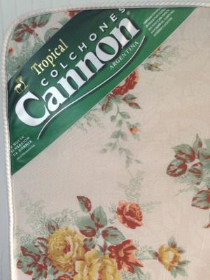Colchon Cannon Tropical Nuevo!!