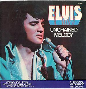 """Elvis Presley """"Unchained Melody"""""""