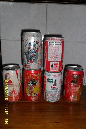 Lata Coca Cola Disney
