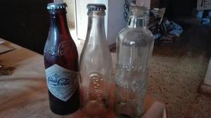 Lote Coca-cola.colección 6 Botellas (réplicas) De