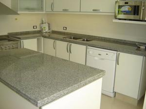 Mesadas Granito y marmol Bacha Simple O Doble