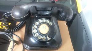 Telefono antiguo de entel con ficha