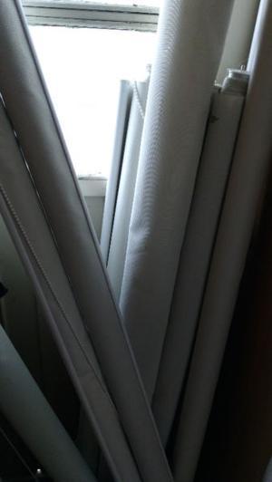cortinas roller usadas