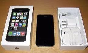 iPhone 5s 16 gb. Libre de fábrica