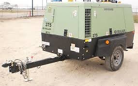 motocompresor sullair 185 Q motor jon deere