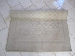 Carpeta Alfombra Beige Medidas 100cm x 250cm - IMPORTADA