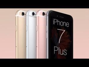 **IPHONE 7 PLUS DE 32GB!!!** LIBRE,NUEVO!!! SELLADO EN