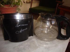 Jarra Y Portafiltro Cafetera Ultracomb Augusta