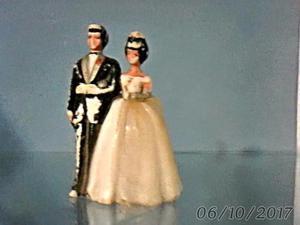 Muñeco Torta Boda Casamiento
