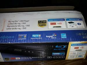 Blu-ray Samsung nuevo sin uso