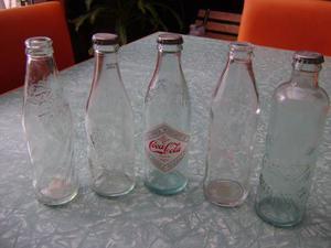 Botellas De 5 Gaseosa Vacias