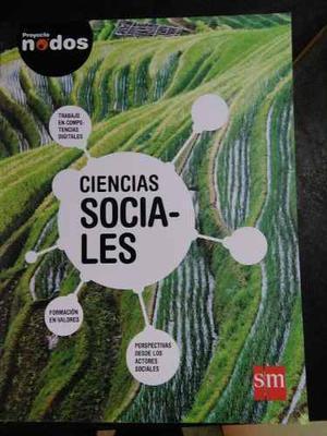 Ciencias Sociales 1 Nodos Sm