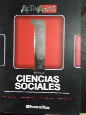 Ciencias Sociales 1 Puerto De Palos Activados (equivalente A