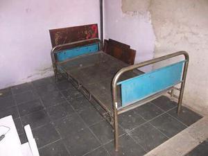 Vendo dos camas de una plaza.