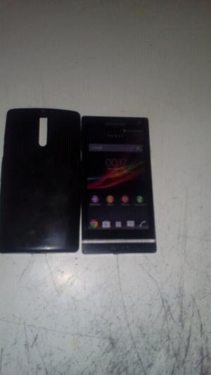 Vendo o permuto Sony Xperia S de 32gb
