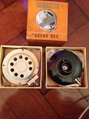 membranas inglesas para gramófonos, nuevas en caja y usadas
