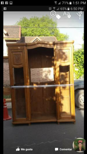 Mueble tv. Roble antiguo
