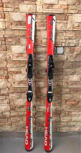 Ski Head Sr 100 Con Fijación + Botas