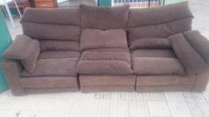 Vendo sillón 3 cuerpos modulado