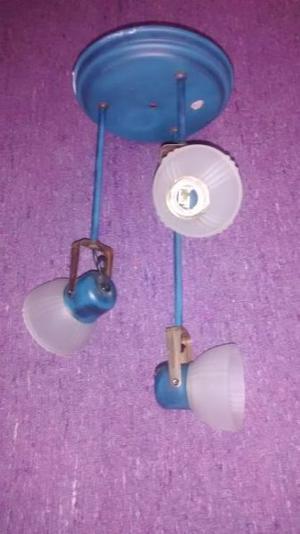 vendo lampara de techo usada