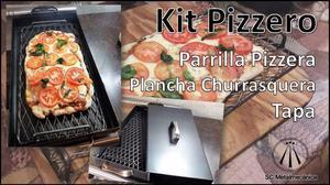 Kit Pizzero Especial Día del Padre