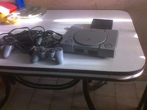 Playstation 1 Usada Con 7 Juegos Excelente Estado