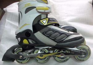 Rollers Action Importado Abec 7 Talle Fijo 39