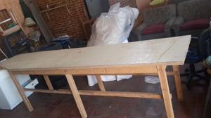 Banco para taller de madera