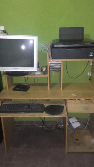 Liquido Mesa escritorio para PC