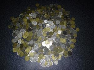Monedas antiguas argentinas