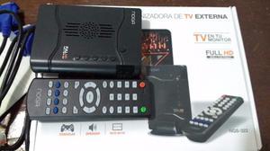 Sintonizador de TV NOGA para PC