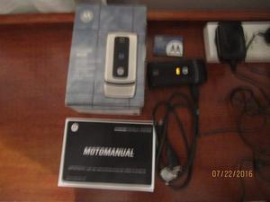 Telefono Celular Motorola W375