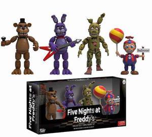 Funko Five Nigths At Freddy`s 4 Figure Pack (set 2)
