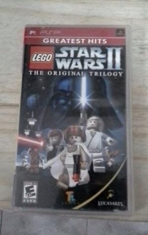 Lego Star Wars II The Original Trilogy para PSP